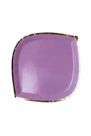 Jollity & Co Lilac You Lots Paper Dessert Plates - Product Mini Image