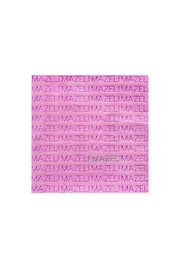 Jollity & Co Mazel Cocktail Napkins, Pink - Product Mini Image