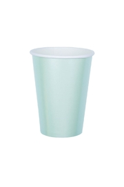 Jollity & Co Mint To Be Paper Cups - Product Mini Image