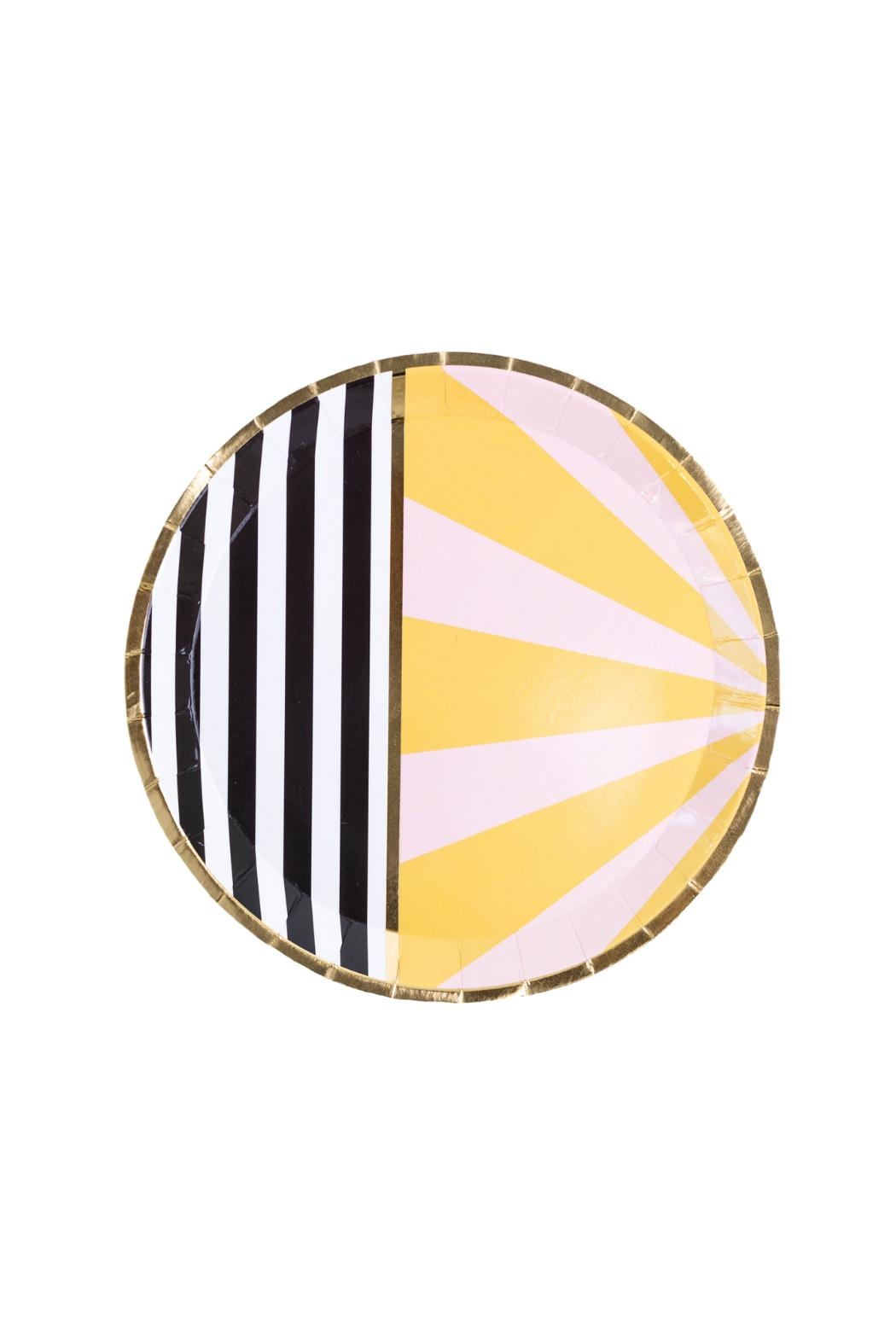Jollity & Co Mod About You Dessert Plates - Main Image