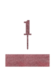Jollity & Co Number 1 Cake Toppers - Product Mini Image