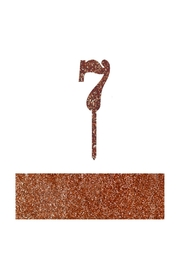 Jollity & Co Number 7 Cake Toppers - Front cropped