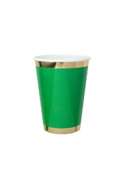 Jollity & Co Oh Kale No Paper Cups - Front cropped