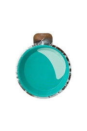 Jollity & Co Ornament Canapé Plates - Side cropped