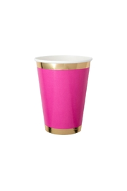Jollity & Co Pinky Pie Paper Cups - Product Mini Image