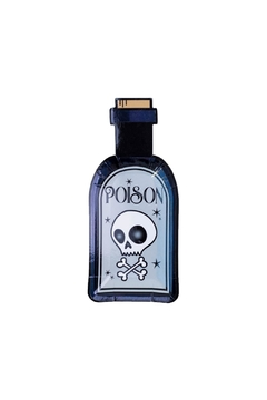 Jollity & Co Poison Bottle Canapé Plates - Alternate List Image