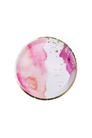 Jollity & Co Pretty In Pink Dessert Plates - Product Mini Image