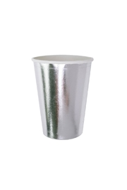 Jollity & Co Silver Fox Paper Cups - Product Mini Image