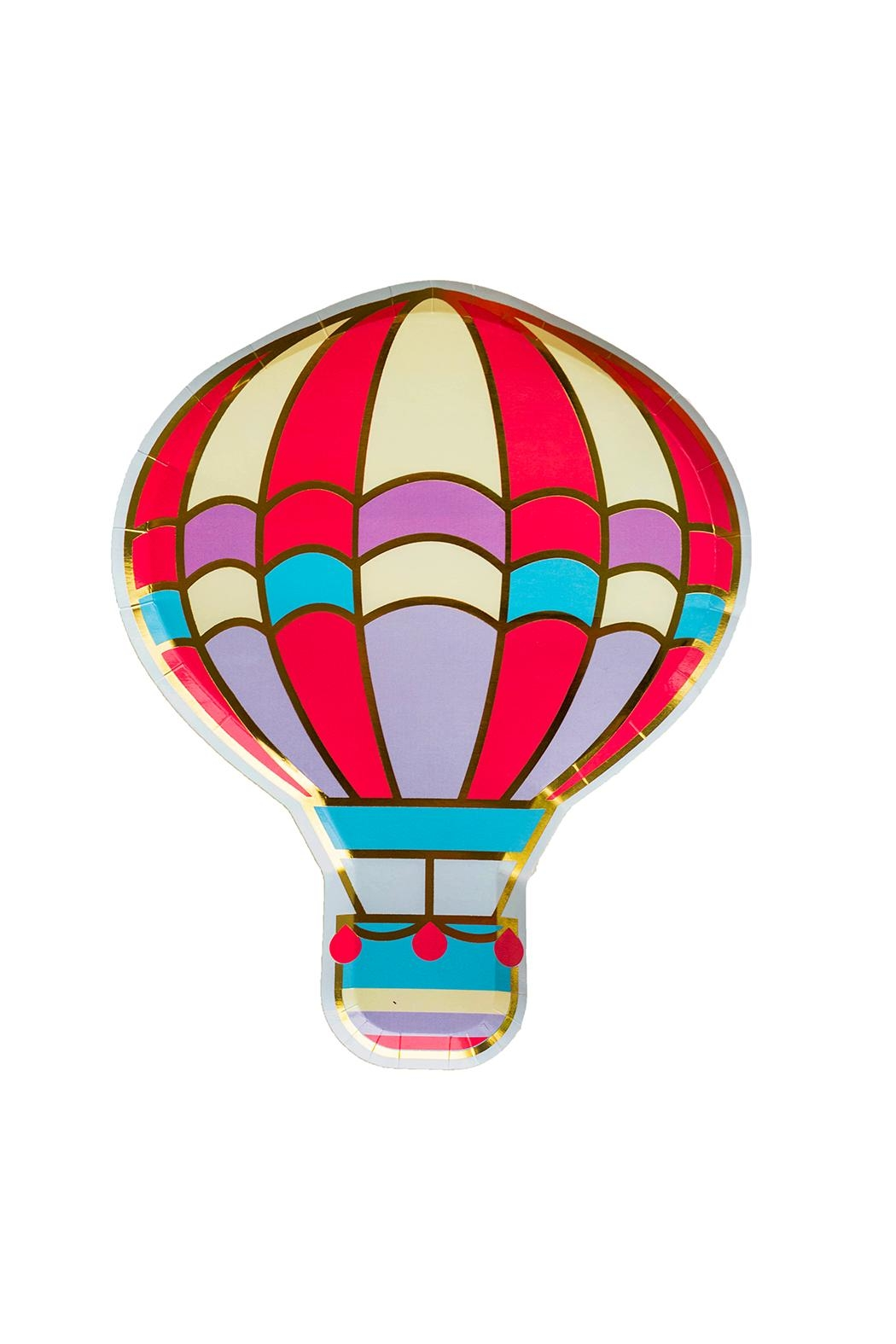 Jollity & Co Up, Up, & Away Dinner Plate - Main Image