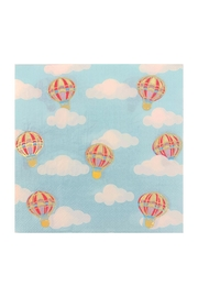 Jollity & Co Up, Up, & Away Lunch Napkin - Product Mini Image
