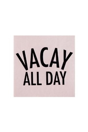 Jollity & Co Vacay All Day Cocktail Napkins - Product Mini Image