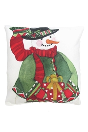 Sally Eckman Roberts Jolly Snowman - Product Mini Image