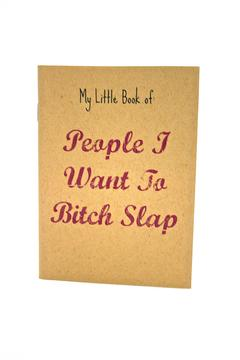Shoptiques Product: Funny Paper Notebook