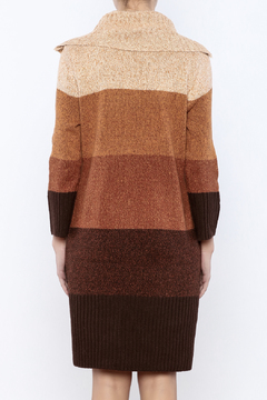 Shoptiques Product: Brown Sweater Dress