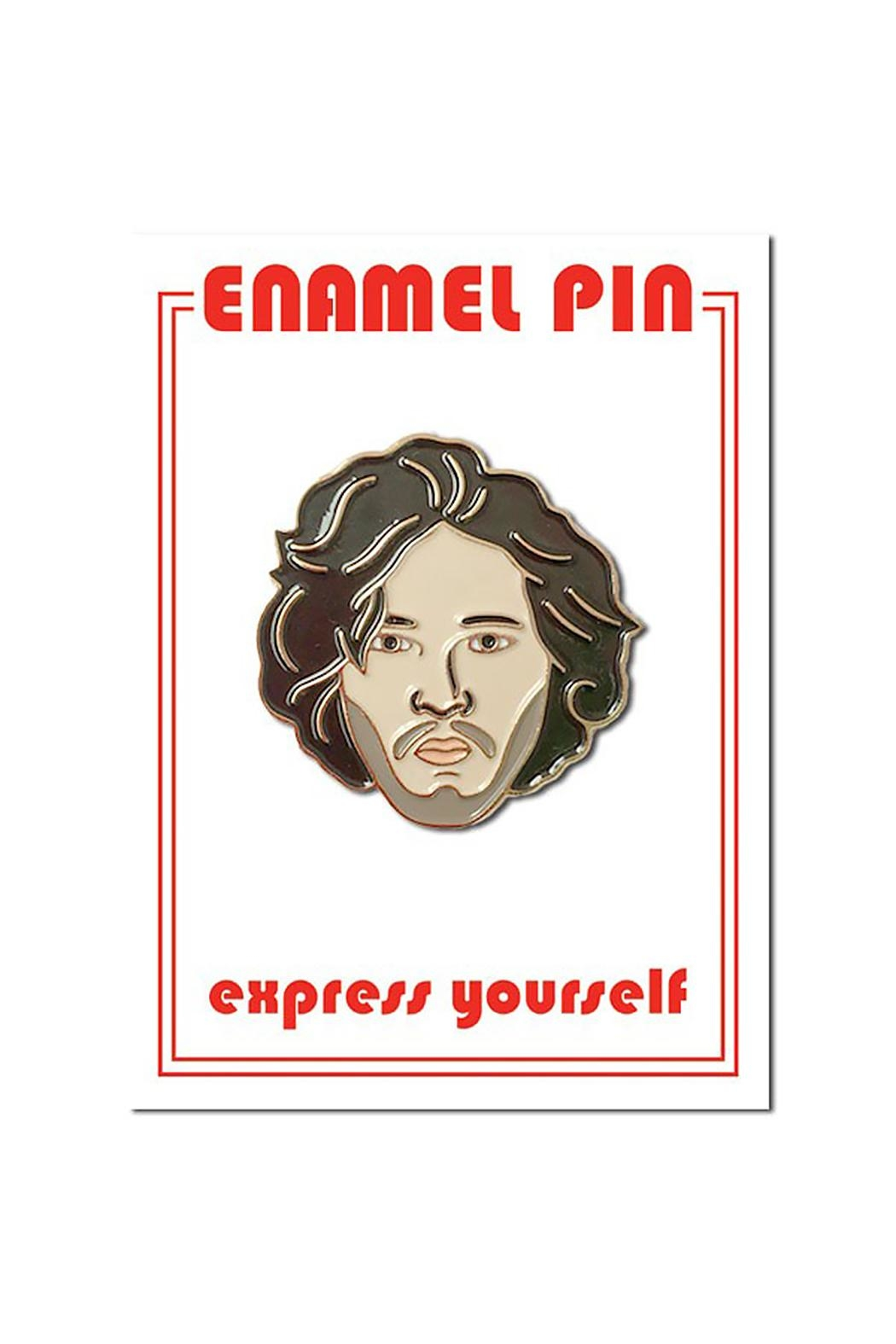The Found Jon Snow Pin - Front Cropped Image