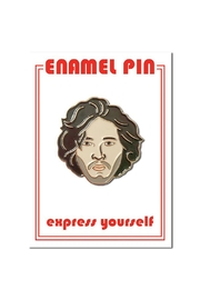 The Found Jon Snow Pin - Front cropped