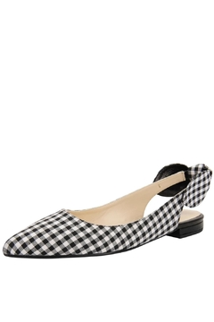 Shoptiques Product: Marni Gingham Flat