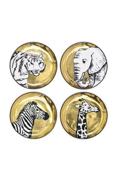 Jonathan Adler Animalia Coasters - Alternate List Image