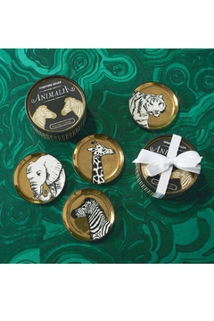 Jonathan Adler Animalia Coasters - Product List Image