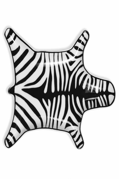 Jonathan Adler Black Zebra Dish - Alternate List Image