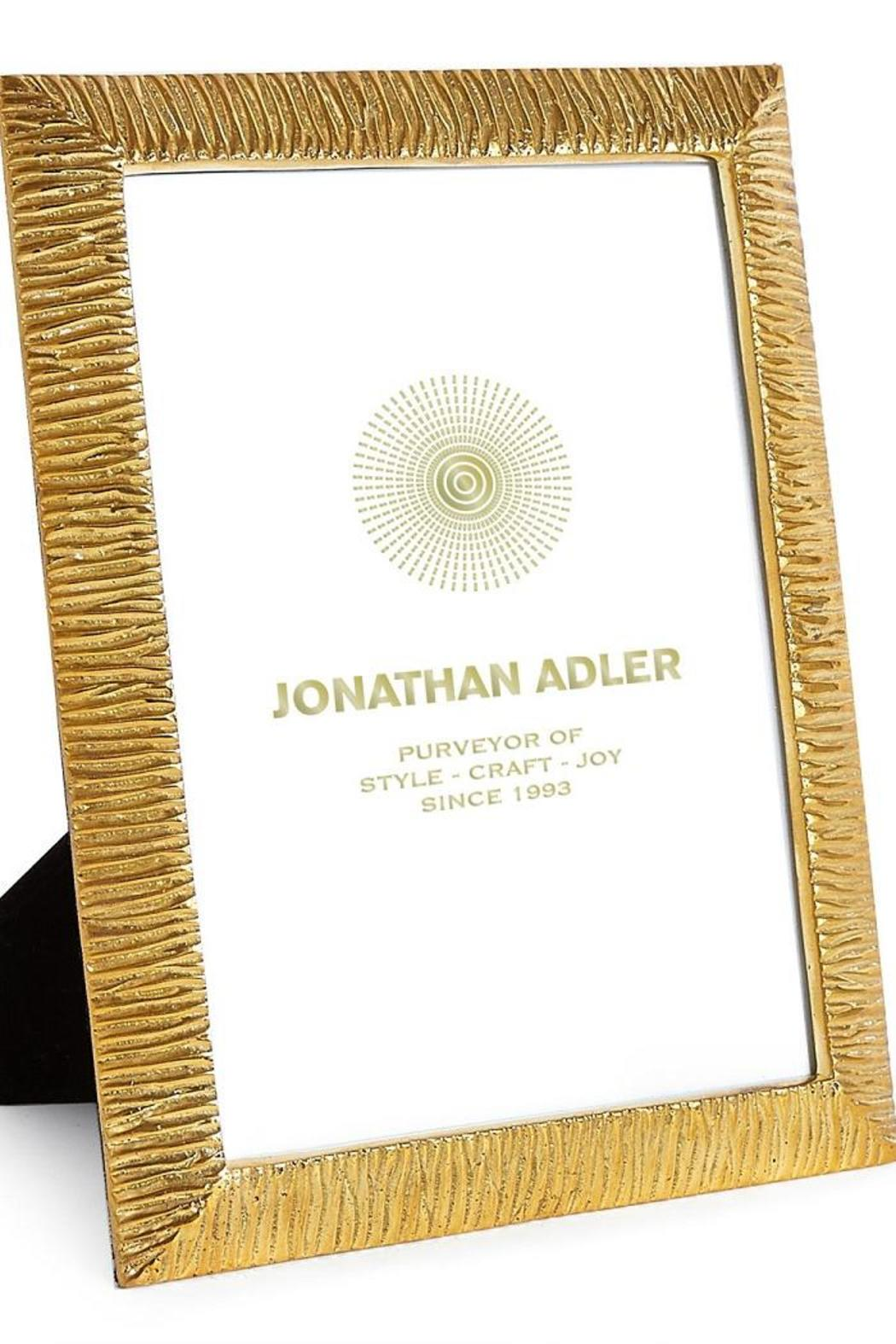 Jonathan Adler Brass Frame 5x7 from Texas by Hyacinth — Shoptiques