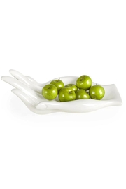Jonathan Adler Eve Fruit Bowl - Front cropped