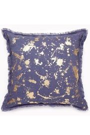 Jonathan Adler Gilded Drip Pillow - Product Mini Image
