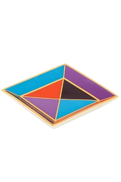 Jonathan Adler Harlequin Square Tray - Product List Image