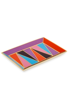 Shoptiques Product: Harlequin Valet Tray