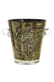 Jonathan Adler Malachite Ice Bucket - Product Mini Image