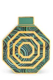 Jonathan Adler Malachite Oct Vase - Product Mini Image