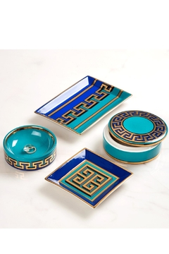 Jonathan Adler Mykonos Rectangle Tray - Alternate List Image