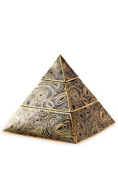 Shoptiques Product: Pyramid Stacking Box