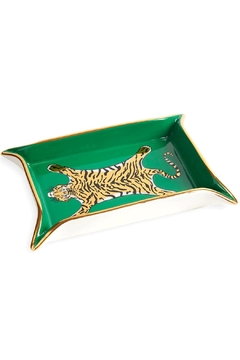 Jonathan Adler Tiger Valet Tray - Alternate List Image