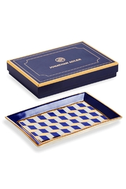 Jonathan Adler Versailles Rectangle Tray - Front full body