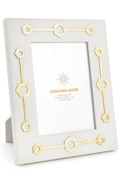 Shoptiques Product: White Brass Frame
