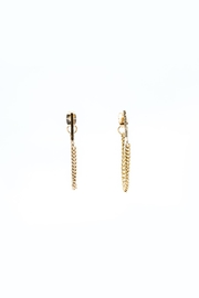 Jonesy Wood Asha Chain Earrings - Product Mini Image