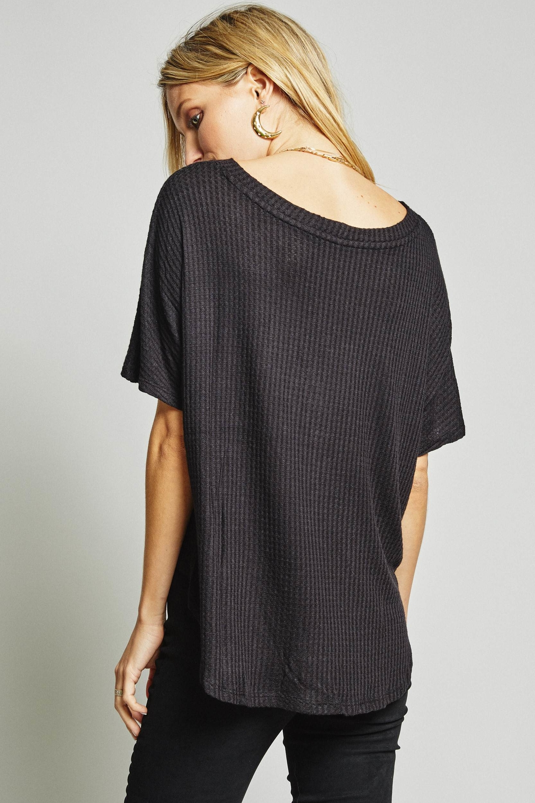 SAGE THE LABEL Joni Top - Side Cropped Image