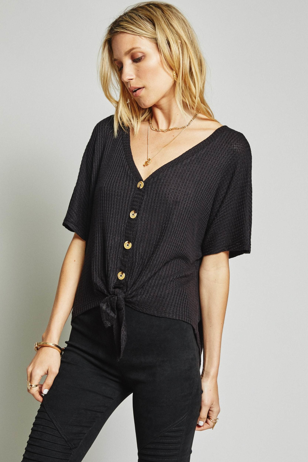 SAGE THE LABEL Joni Top - Front Full Image