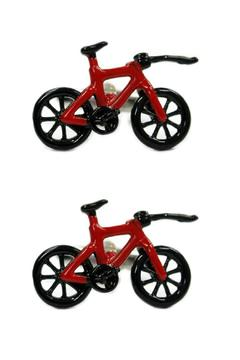 JOOLZ Red-Bicycle Cuff Links - Product List Image