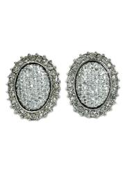JOOLZ Rhinestone Earring - Product Mini Image