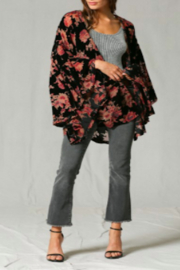 By Together Joplin Burnout Kimono - Product Mini Image