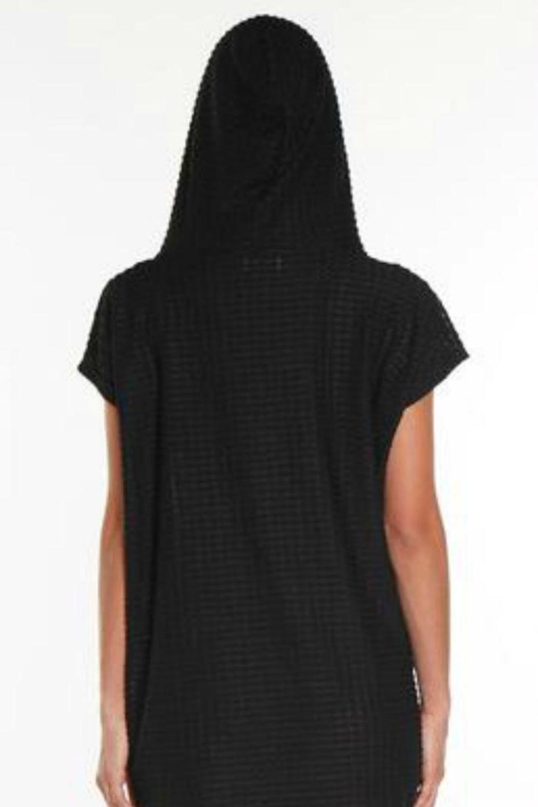 Jordan Taylor Hooded Cover Up - Front Full Image