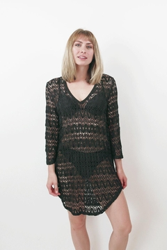 Shoptiques Product: Mesh Tunic Cover-Up