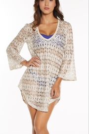 Jordan Taylor Mesh Tunic Cover-Up - Product Mini Image