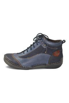 Shoptiques Product: Blue Ankle Boot
