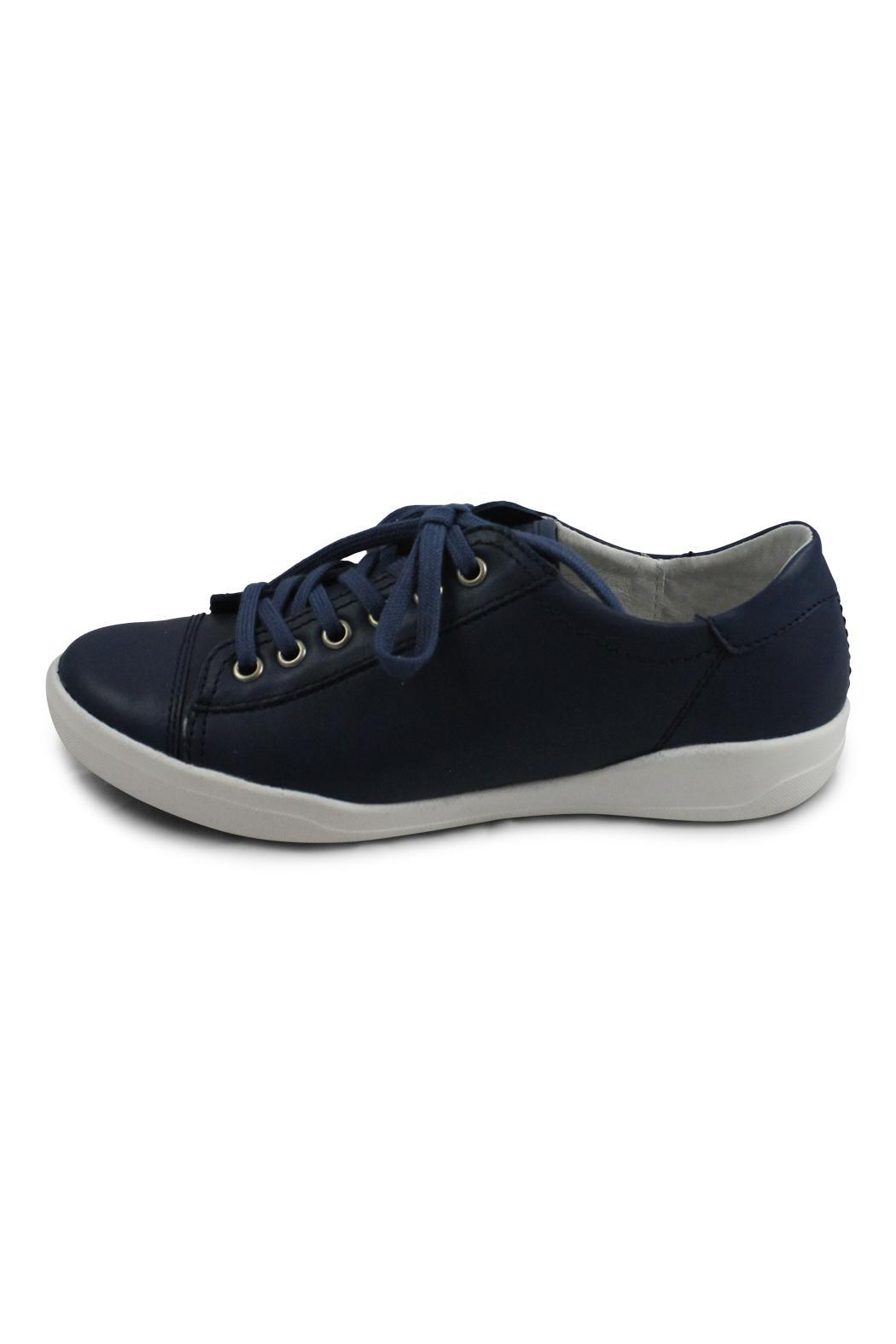 Josef Seibel Blue Lace Up - Main Image