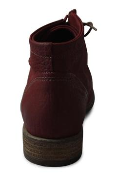 Shoptiques Product: Red Flat Boot