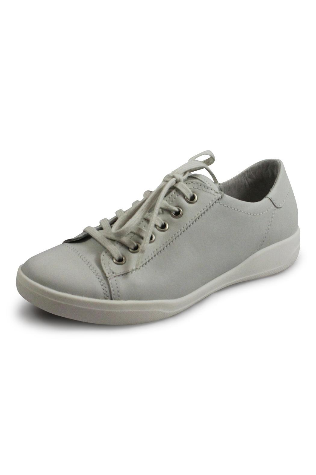 Josef Seibel White Lace Up - Front Full Image