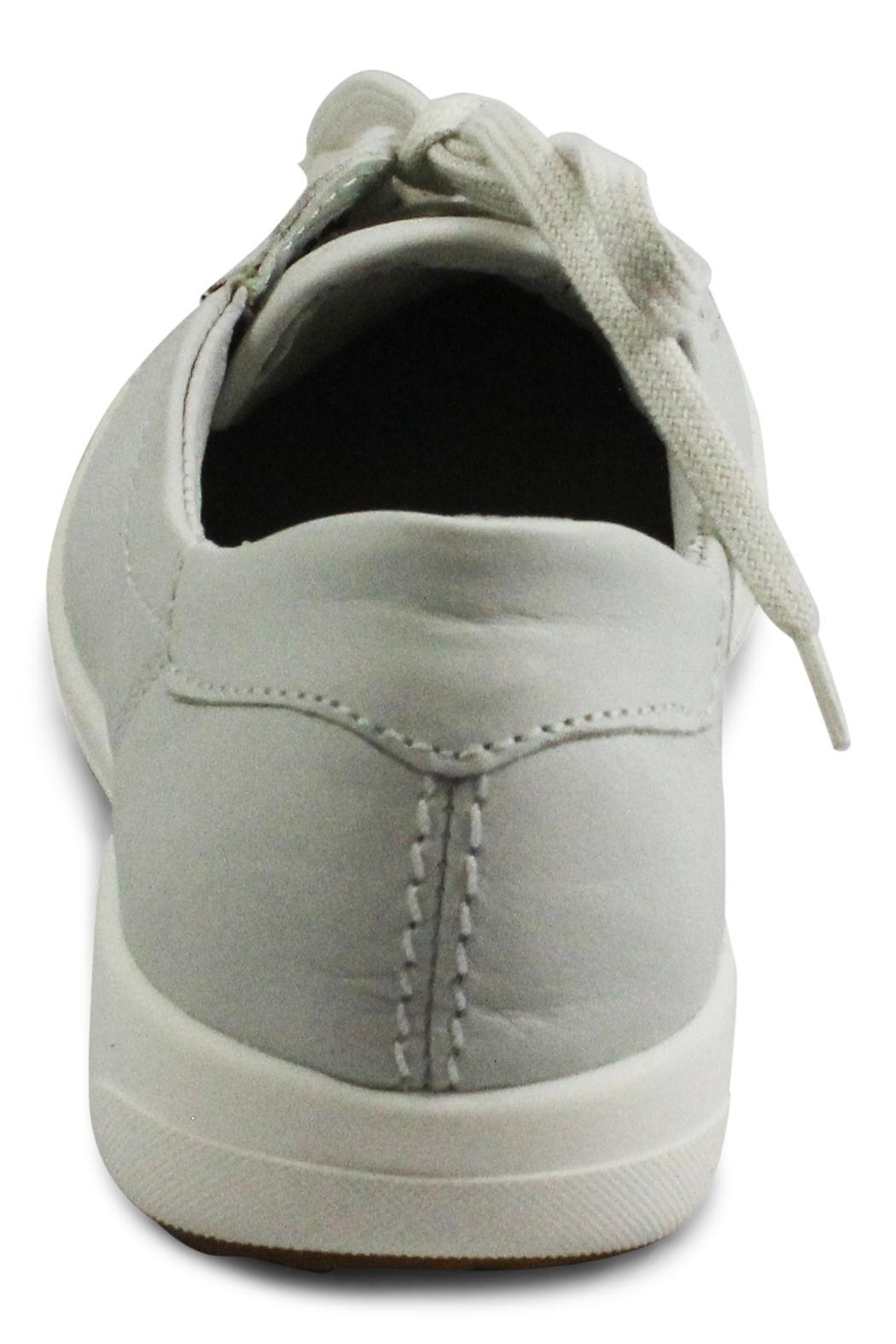 Josef Seibel White Lace Up - Side Cropped Image